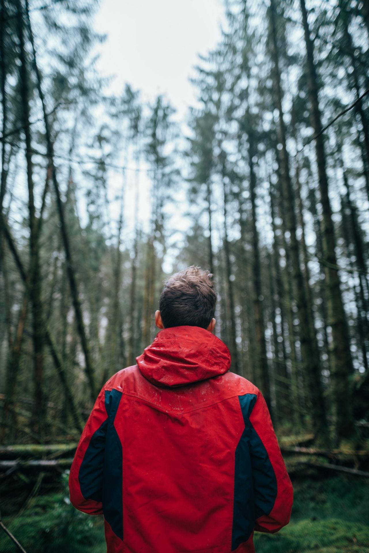 Odzież męska na wiosnę i jesień: kurtki przejściowe
