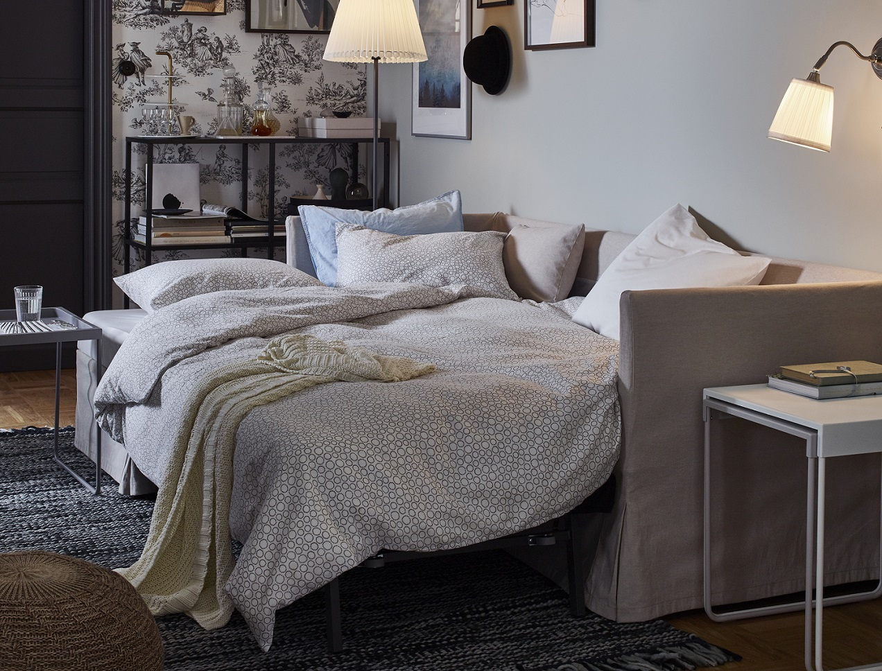 Jak urządzić sypialnię dla gości?