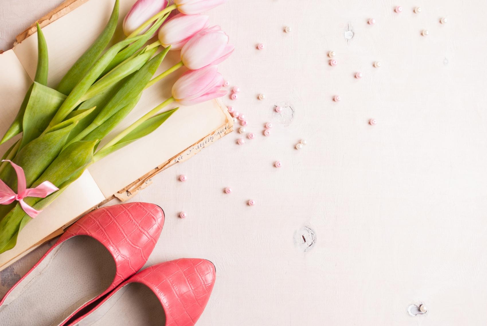 Baleriny - idealne buty damskie na wiosnę