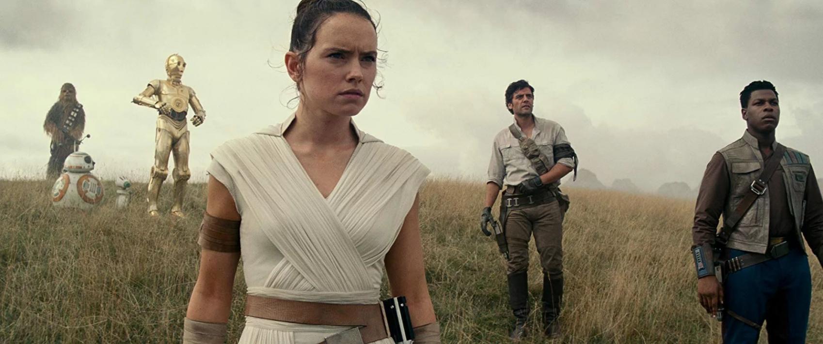 """""""Gwiezdne wojny: Skywalker. Odrodzenie"""" na Blu-ray i DVD od 8 maja!"""