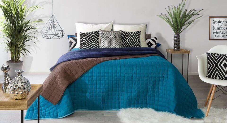 Jaka narzuta na łóżko sypialniane 160x200?
