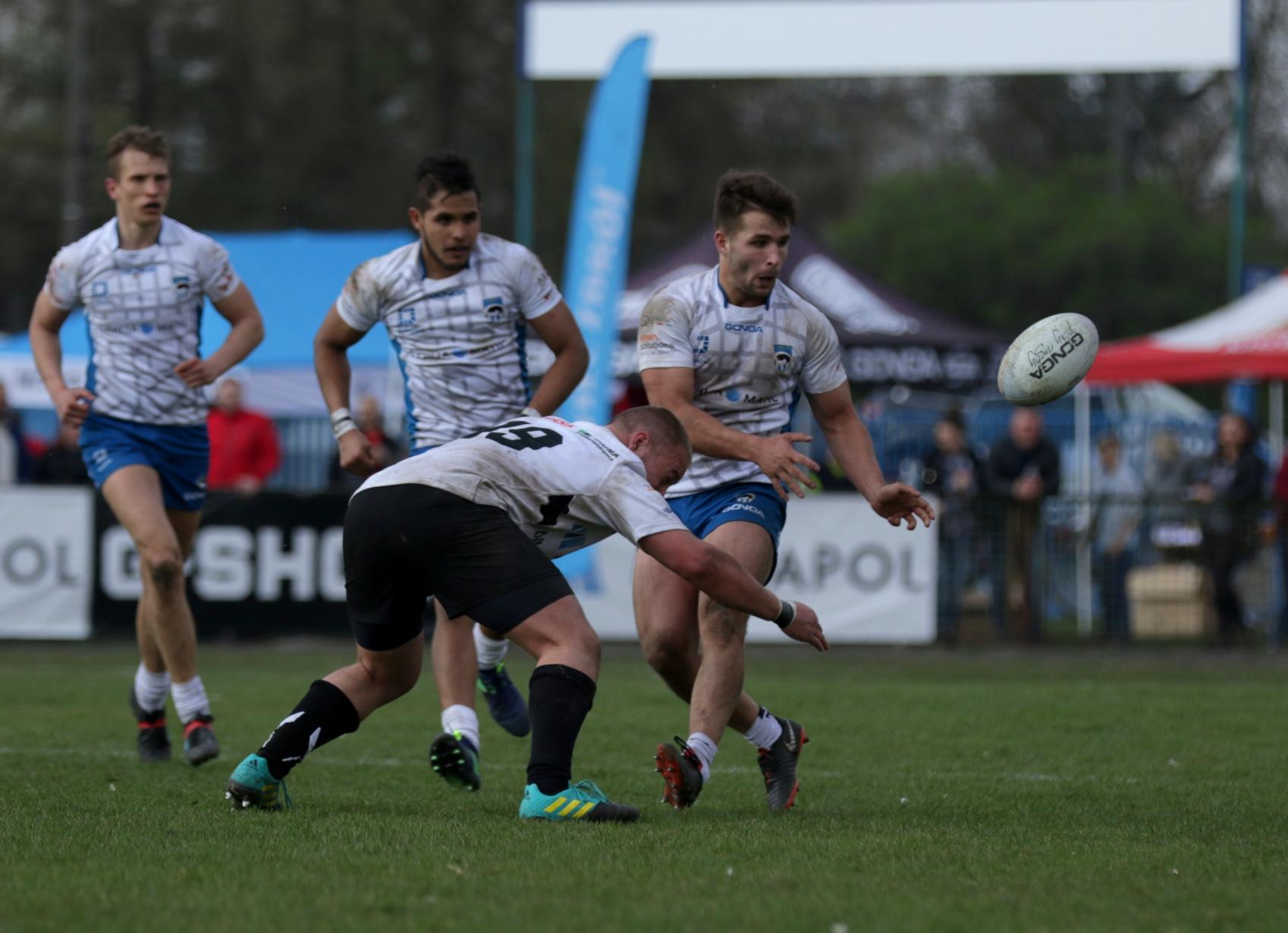 Ekstraliga Rugby: Smoki wracają do gry z większym apetytem