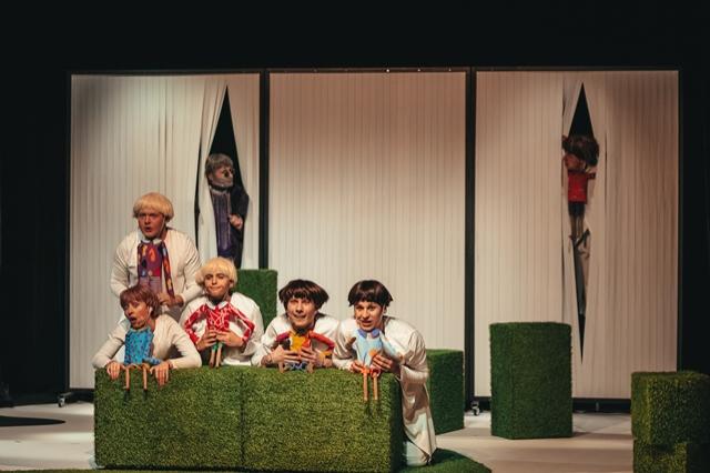 Teatr Lalki i Aktora w Wałbrzychu - spotkanie z Panem Kleksem