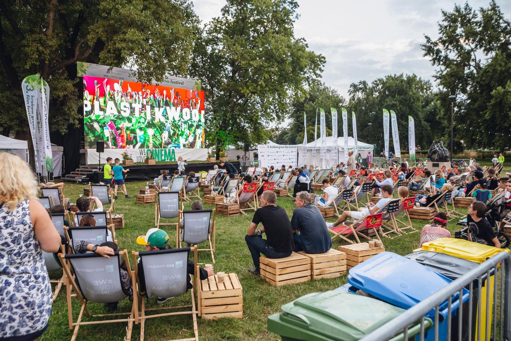 4. BNP Paribas Green Film Festival - znamy szczegóły! Wyjątkowe filmowe wydarzenie już w sierpniu!