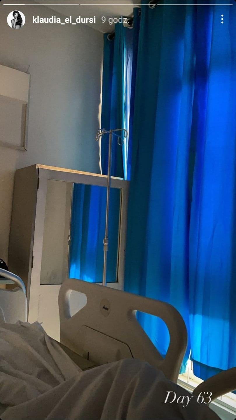 """""""Hotel Paradise 3"""". Klaudia El Dursi z dramatycznym apelem o pomoc. Pokazała zdjęcie ze szpitala na Zanzibarze"""