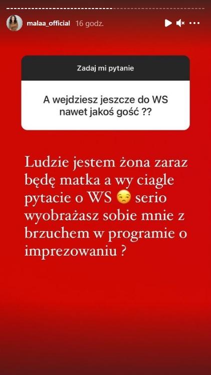 """Mała Ania z """"Warsaw Shore"""" w ciąży. Internauci pytają o... jej dalszy udział w programie!"""