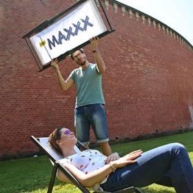 Lato #naMAXXXa w Redzie – zobacz, jak zgarnąć MAXXXymaly LEŻAK!