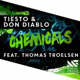 Świeżynka w RMF MAXXX: Tiësto & Don Diablo - Chemicals (feat. Thomas Troelsen)