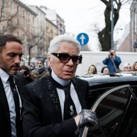Karl Lagerfeld: Tajemnice projektanta mody