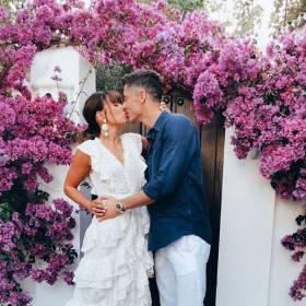 Anna Lewandowska na ślubie przyjaciół wyglądała jak milion dolarów!