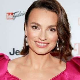 Anna Starmach pokazała się bez makijażu. Zdjęcie w naturalnym wydaniu zestawiła z wersją w pełnym makijażu. Widzicie różnicę?