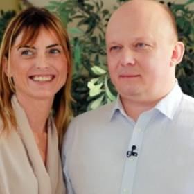 """Kolejne romantyczne zdjęcia pary z """"Rolnika..."""" w sieci. Miłość Anny i Jakuba kwitnie!"""