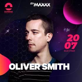 Sunrise Festival 2019: Oliver Smith kolejną gwiazdą imprezy!