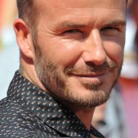 David Beckham z córką! Wyrosła na piękną dziewczynę