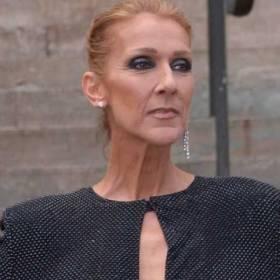 Przerażająco chuda Celine Dion na pokazie mody w Paryżu! [ZDJĘCIA]