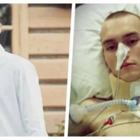 Tomek walczy o powrót do normalnego życia - pomóżmy mu stanąć na nogi!