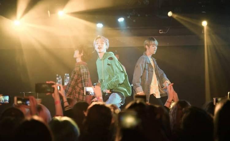 fc789cbbfb031b Męskie Granie: Koreański boysband zaśpiewał