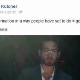 randki Ashton Kutcher i Mila Kunis 2013