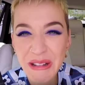 """Katy Perry komentuje konflikt z Taylor Swift w nowym """"Carpool Karaoke"""""""