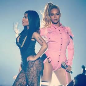 Beyonce i Nicki Minaj na jednej scenie!