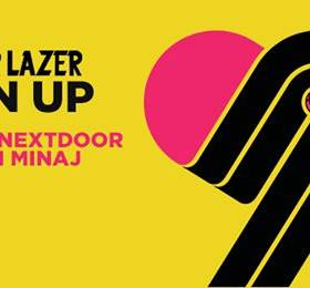 Premiera w RMF MAXXX: Major Lazer feat. PARTYNEXTDOOR, Nicki Minaj – Run Up!