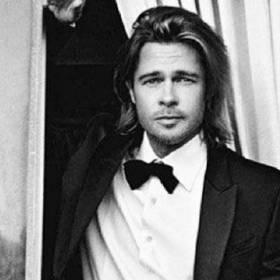 Jeden z najprzystojniejszych aktorów na świecie - Brad Pitt - obchodzi 54. urodziny!
