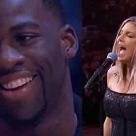 Jazzowe wykonanie hymnu przez Fergie zostało skrytykowane