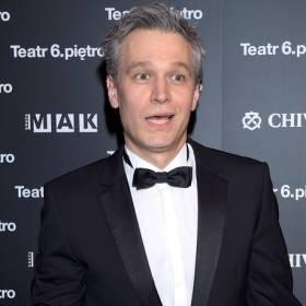 Michał Żebrowski udostępnił filmik, na którym tańczy... nago!