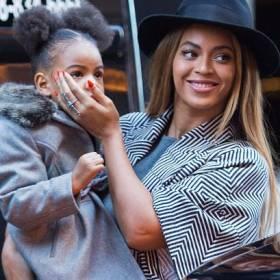 Kariera muzyczna Blue Ivy nabiera rozpędu – córka Beyonce pojawi się na płycie Coldplay