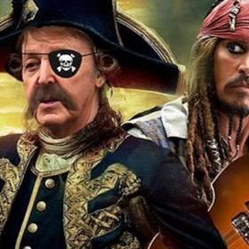 """Paul McCartney wystąpi w """"Piratach z Karaibów"""""""