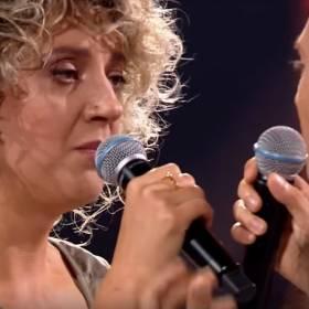 """""""The Voice of Poland 10"""". Pierwsza bitwa w drużynie Margaret. Iwona Kmiecik i Kacper Fułek"""