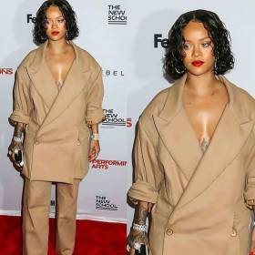 Rihanna pojechała hejterom, którzy śmiali się z niej, że jest gruba!
