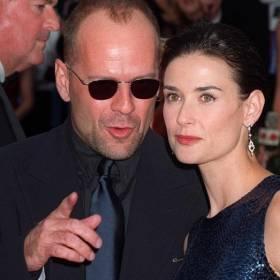 Demi Moor i Bruce Willis znowu razem?! Rodzinne zdjęcie w piżamach zaskoczyło fanów!