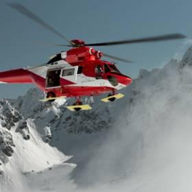 Wypadek na tatrzańskim szlaku: Mężczyzna spadł w rejonie Koziej Przełęczy Wyżniej