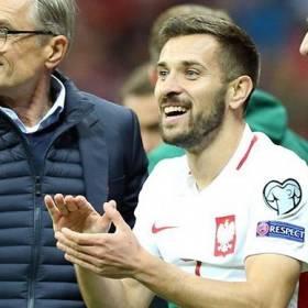 Mundial w Rosji bez czołowego polskiego piłkarza