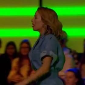 """""""Dance Dance Dance"""": Ewa Chodakowska zapłakana wybiegła ze studia programu. Dlaczego?"""