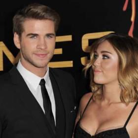 Miley Cyrus i Liam Hemsworth znów razem!