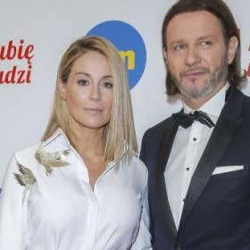 """Radosław Majdan w szpitalu. Mąż Małgorzaty Rozenek poinformował o swoim stanie zdrowia: """"Jestem pod bardzo dobrą opieką"""""""