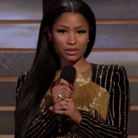 Nicki Minaj ujawniła swój kolejny talent – raperka recytuje poezję