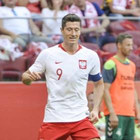 Portugalia-Polska. Robert Lewandowski opuścił zgrupowanie. Nie zagra w meczu?