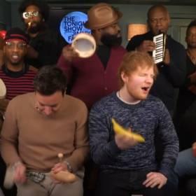 """Posłuchaj """"Shape of You"""" Eda Sheerana na szkolnych instrumentach!"""