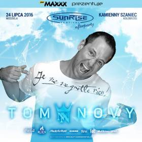 Tom Novy wystąpi na Sunrise Festival 2016!