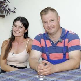 """""""Rolnik szuka żony"""": Paulina na zdjęciu sprzed dziesięciu lat. Jej ciało wyglądało wtedy zupełnie inaczej"""