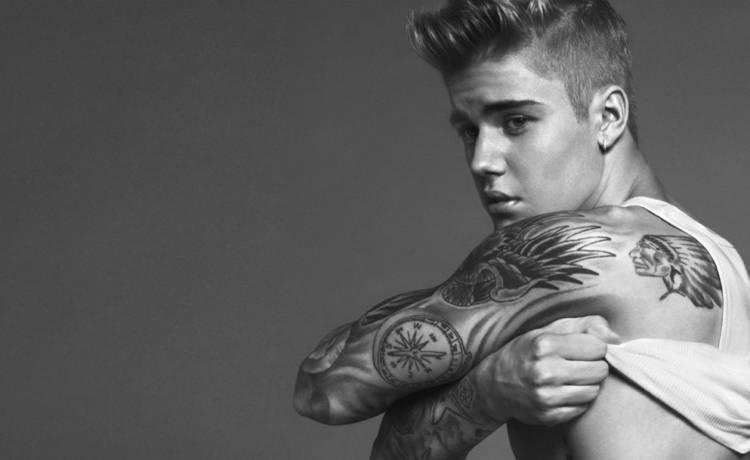 Justin Bieber Pochwalił Się Nowym Tatuażem Gwiazdy