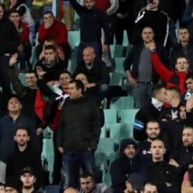 Rasistowskie ataki na meczu Anglia-Bułgaria. Spotkanie przerwano dwa razy! [WIDEO]