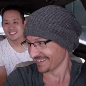 """Linkin Park w """"Carpool Karaoke"""". Chester Bennington tydzień przed śmiercią: """"To najlepszy dzień w moim życiu"""""""