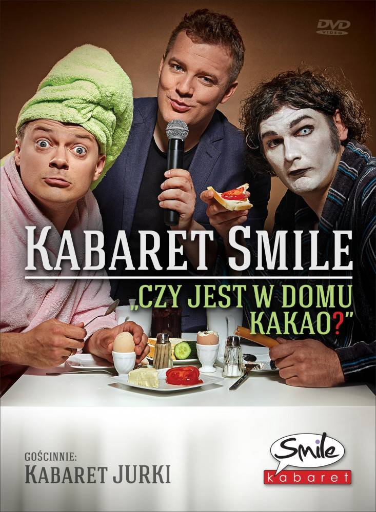 Kabaret Smile - DVD