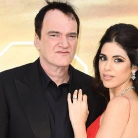 Quentin Tarantino został po raz pierwszy ojcem!