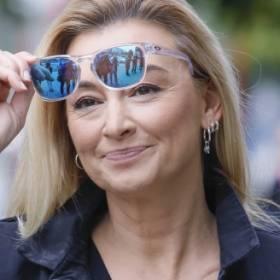 """Martyna Wojciechowska mówi o rozstaniu z Kossakowskim. """"Byłam bardzo zaskoczona"""""""