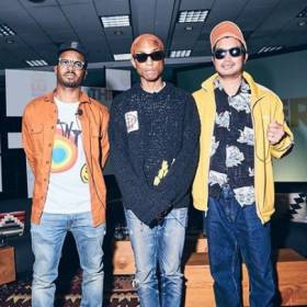 "N.E.R.D. wraca z nową płytą! Williams, Lamar i Ocean razem w ""Don't Don't Do It""!"